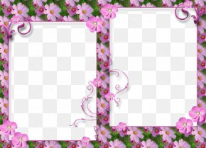 Love Frame Transparent - Picture Frame Love PNG