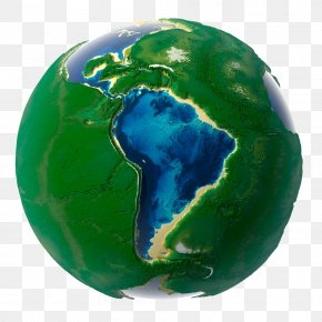 Green Earth Planet - Earth Green Stock Illustration PNG