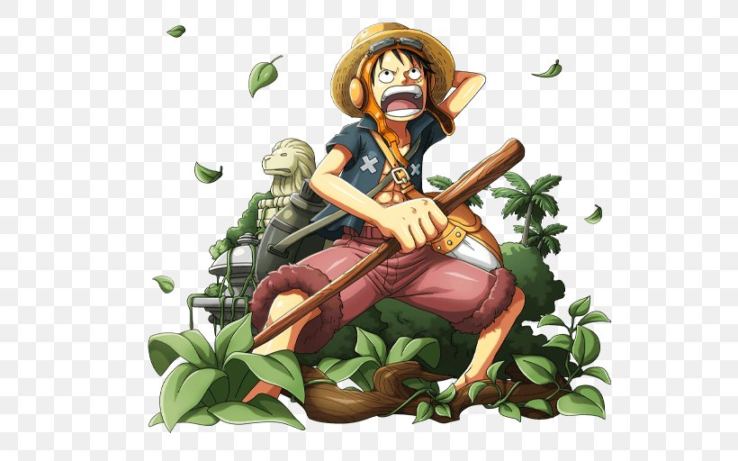 Monkey D. Luffy Gol D. Roger One Piece Treasure Cruise Portgas D. Ace Trafalgar D. Water Law, PNG, 640x512px, Monkey D Luffy, Art, Devil Fruit, Diary, Fictional Character Download Free