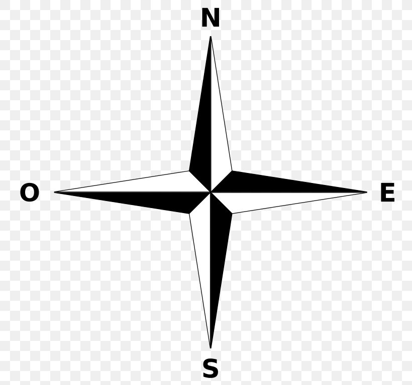 North Compass Rose Map Clip Art, PNG, 768x768px, North, Area ...