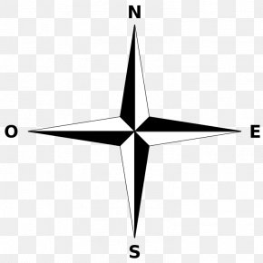 Compass Rose Printable - North Compass Rose Map Clip Art PNG