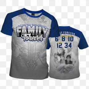 T-shirt - T-shirt Sports Fan Jersey Sleeve PNG