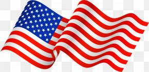 Us Flag - United States Labor Day Independence Day Public Holiday Clip Art PNG