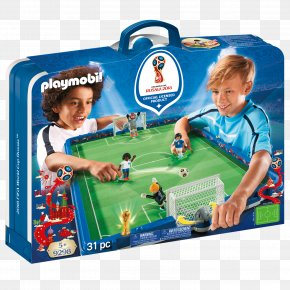 Mundial Rusia - 2018 FIFA World Cup Playmobil Russia FIFA World Cup Trophy Toy PNG
