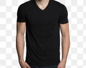 T-shirt - T-shirt Neckline Crew Neck Undershirt PNG