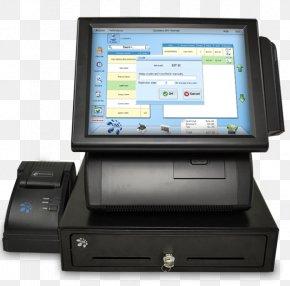 Business - Cash Register Point Of Sale Cashier Money PNG