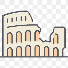 Colosseum - Colosseum New7Wonders Of The World Monument Clip Art PNG