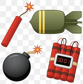 Bomb Explosive Weapons PNG