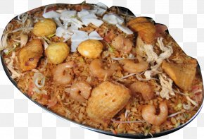 Egg Roll - Fried Rice Biryani Kabsa Stuffing Asian Cuisine PNG