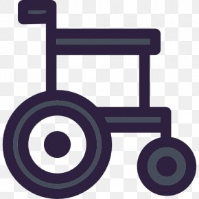Wheelchair - Disability Wheelchair Icon PNG