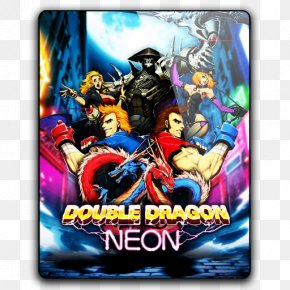 Double Dragon Neon Xbox 360 Video Game PlayStation 3 PNG