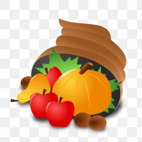 Thanksgiving Pumpkin Transparent - Thanksgiving Favicon Clip Art PNG