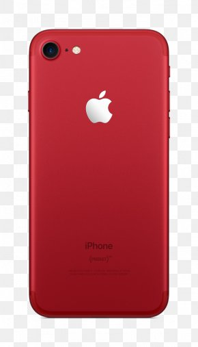 Iphone 7 Red - Apple IPhone 7 Plus Apple IPhone 8 Plus IPhone X Samsung Galaxy S Plus Smartphone PNG