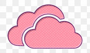 Meteorological Phenomenon Heart - Circle Icon Cloud Icon Hovytech Icon PNG