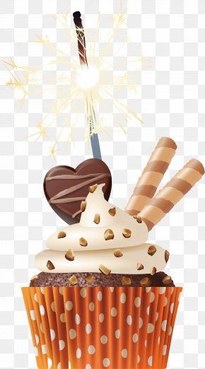 Chocolate Cake - Cupcake Muffin Birthday Cake Chocolate Cake PNG