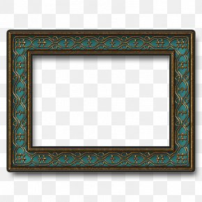 Square Frame Pic - Picture Frame Icon PNG