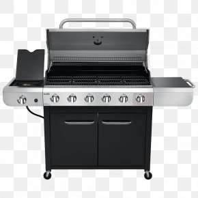 Outdoor Grill - Barbecue Grilling Lowe's Char-Broil Stainless Steel PNG