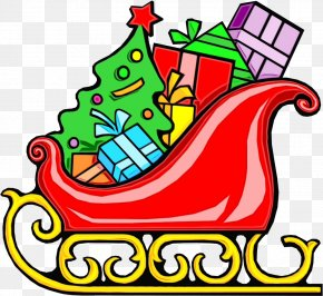 Christmas Eve Boat - Clip Art Vehicle Boat Christmas Eve PNG