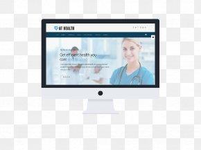 Heathcare - Responsive Web Design Medicine Hospital Template Clinic PNG