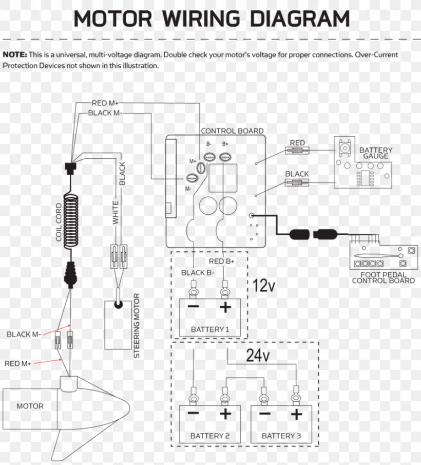 Wiring Diagram Trolling Motor Circuit Diagram Schematic  Png  897x990px  Wiring Diagram  Area