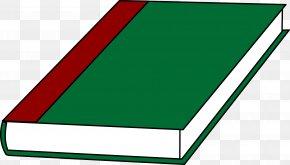 Book Clip Art - Book Hardcover Clip Art PNG