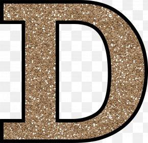 Letter D - Letter Case Alphabet K PNG