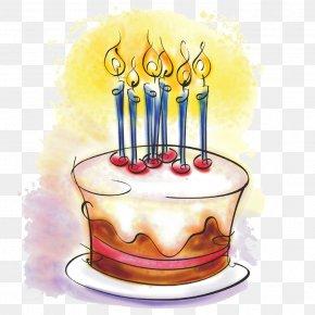 Birthday Cake File - Birthday Cake Clip Art PNG