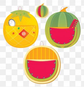 Cartoon Watermelon Pocket Material - Pocket Royalty-free Clip Art PNG