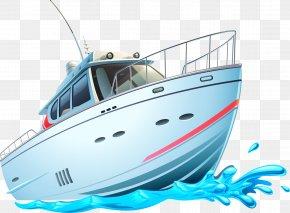 Motorboat Cruises - Motorboat Illustration PNG