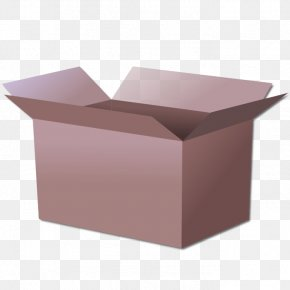 Packing Materials Rectangle - Box Shipping Box Table Office Supplies Square PNG