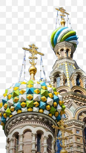 St. Petersburg, Russia - Church Of The Savior On Blood 2018 FIFA World Cup Russian Architecture PNG