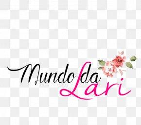 Ro - Logo Floral Design Pink M Brand Font PNG
