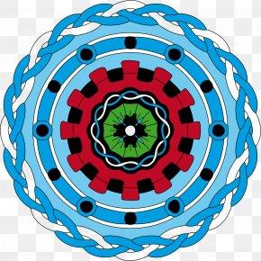 Artwork - Mandala Meditation Chakra Clip Art PNG