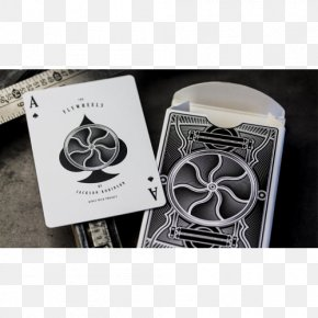 Ace Of Spades White - Playing Card Plastic-coated Paper Card Game PNG