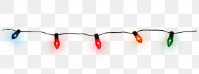 String Light - Christmas Lights PhotoScape PNG