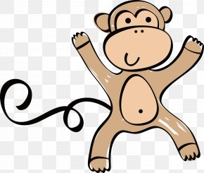 Monkey Vector Elements - Monkey Human Behavior Clip Art PNG