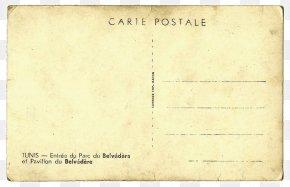 Old Letter Paper - Paper Letter Postcard PNG