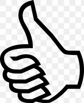 Up Cliparts - Thumb Signal Symbol Clip Art PNG