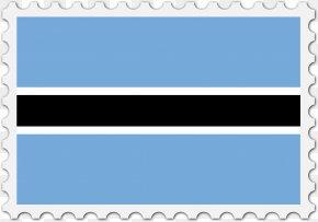 Flag - Flag Of Botswana National Flag Flag Of Bangladesh PNG