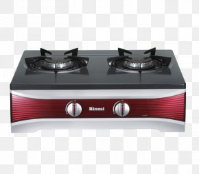 Red Gas Stove - Gas Stove Kitchen Stove Home Appliance PNG