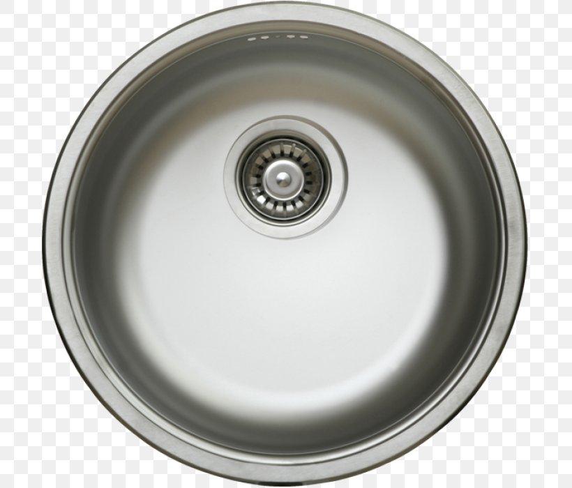 Kitchen & Utility Sinks Kitchen Sink Stainless Steel, PNG, 700x700px, Sink, Bathroom, Bathroom Sink, Bowl Sink, Hardware Download Free