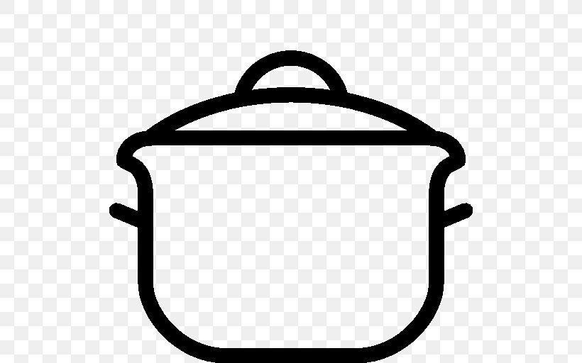 clip art black and white | Royalty-Free (RF) Pot Clipart Illustration by  Lal Perera - Stock ... | Clip art, Illustration, Cooking
