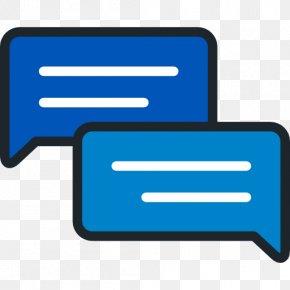 Communication Online Chat Conversation PNG