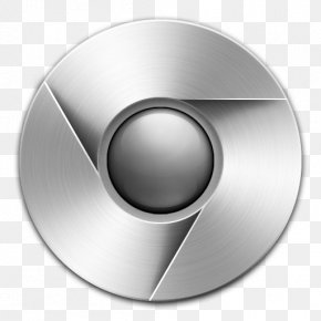 Grey Chrome Icon - Google Chrome Macintosh Operating Systems Web Browser PNG