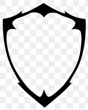 Blank Shield Logo Vector - Shield Clip Art PNG