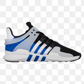 Black/White/Blue10.5 Adidas Men's Eqt Support Adv Sports Shoes Adidas EQT Support Adv PrimeknitAdidas - Adidas Mens EQT Support ADV Sneaker Black/White/Blue CQ3006 PNG