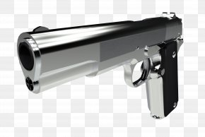 Hand Gun - Firearm Handgun Pistol Weapon PNG