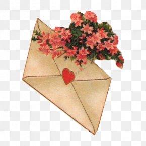 Retro Envelope - Victorian Era Bokmxe4rke Clip Art PNG