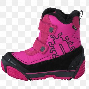 Boot - Snow Boot Sneakers Shoe Cross-training Pink M PNG