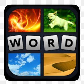 Word - 4 Pics 1 Word Level Word Game Community Center GmbH Letter PNG